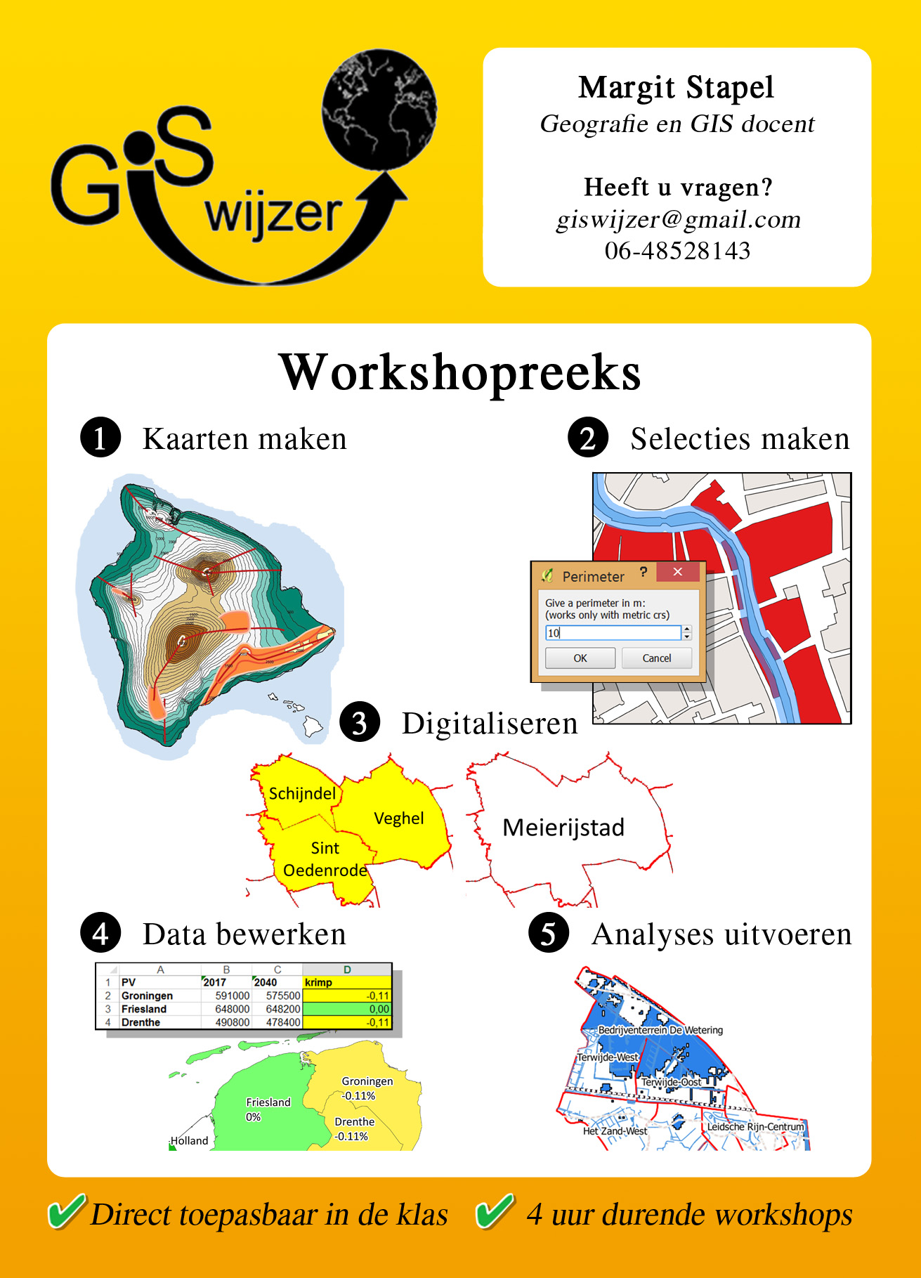QGIS workshop VO docenten