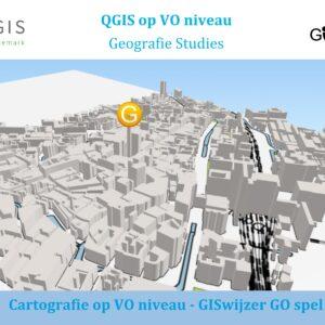 Eerste deel uit de QGIS op VO reeks