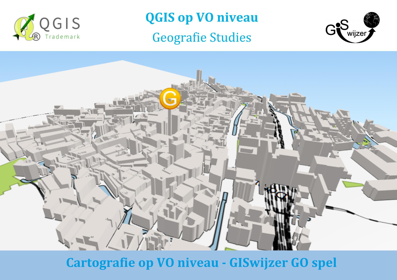 QGIS op VO niveau zelfstandig